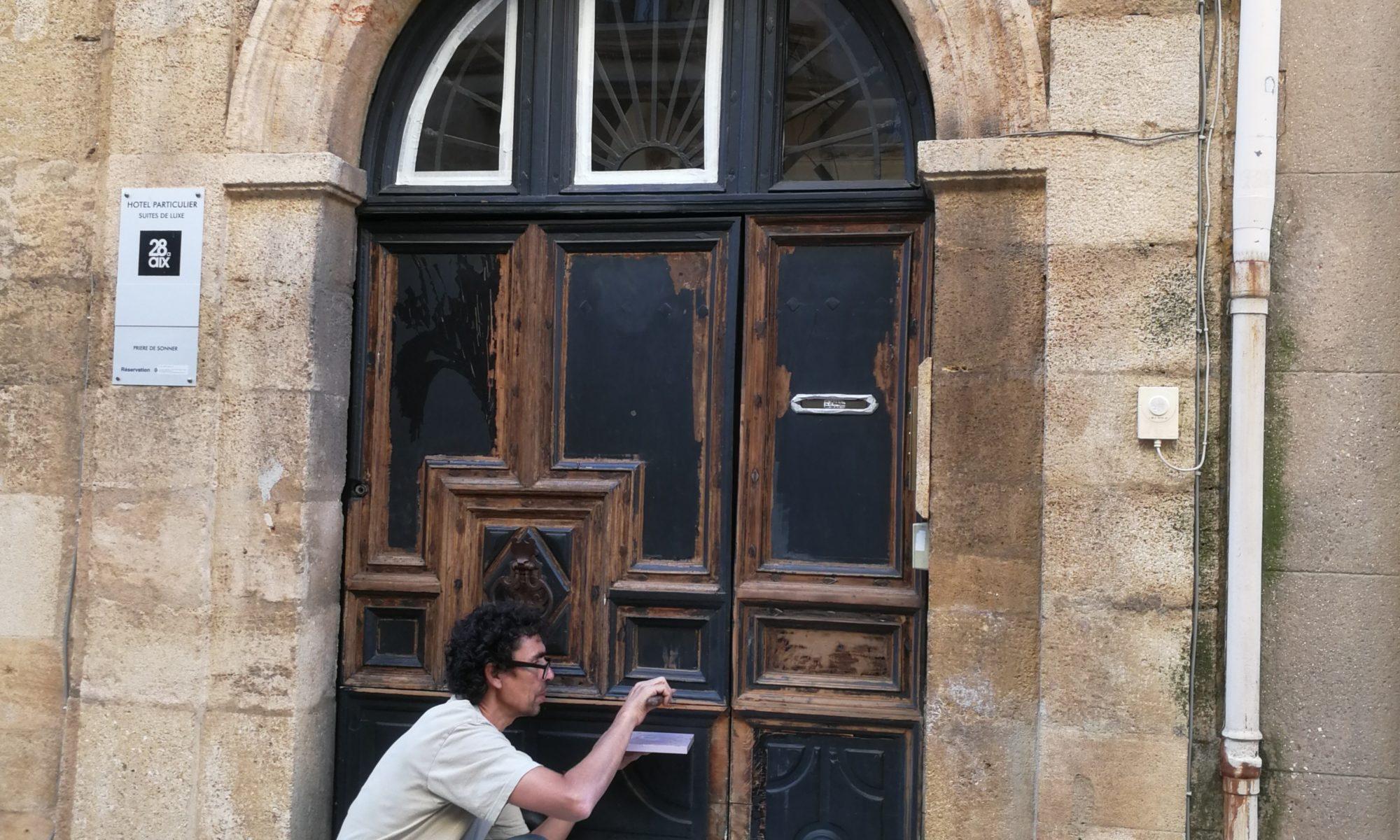 Ebeniste Aix En Provence contact - Ébéniste d'art et restaurateur de meubles, de